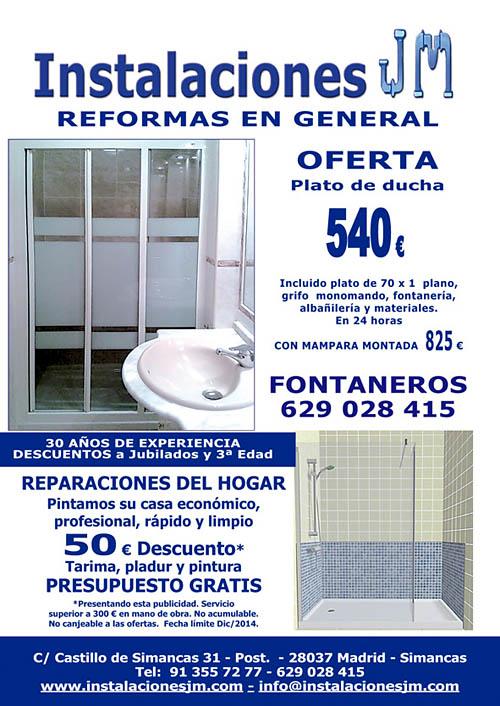 J.M. Fontanería y Calefacción