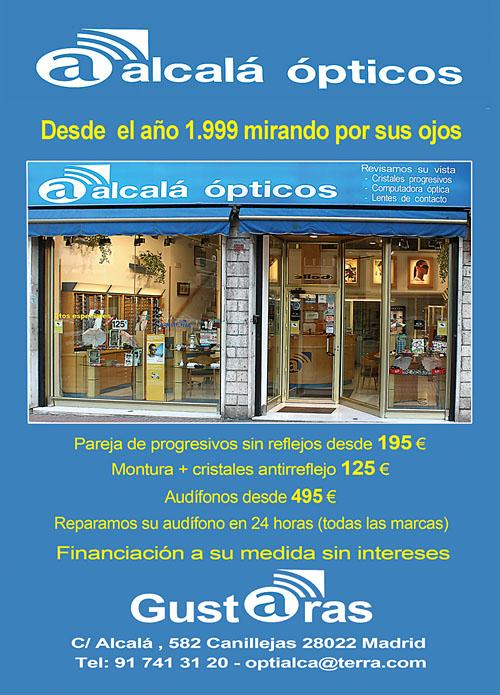 Alcalá Ópticos