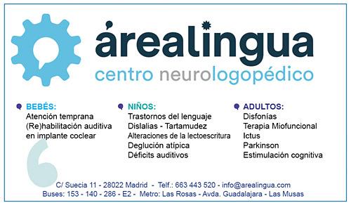 Arealingua Centro Neurologopédico