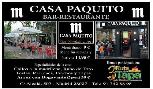Casa Paquito