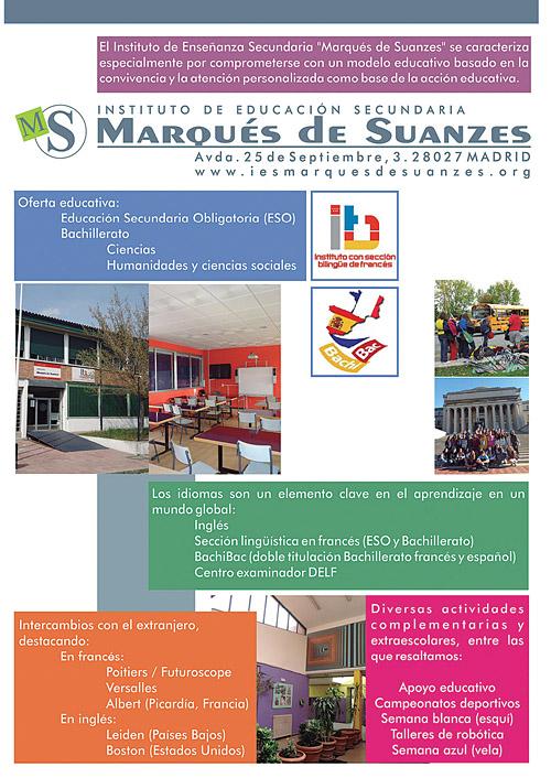 Instituto de Educación Secundaria Marqués de Suanzes