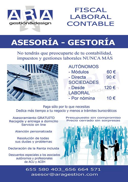 ARA Gestión & Design