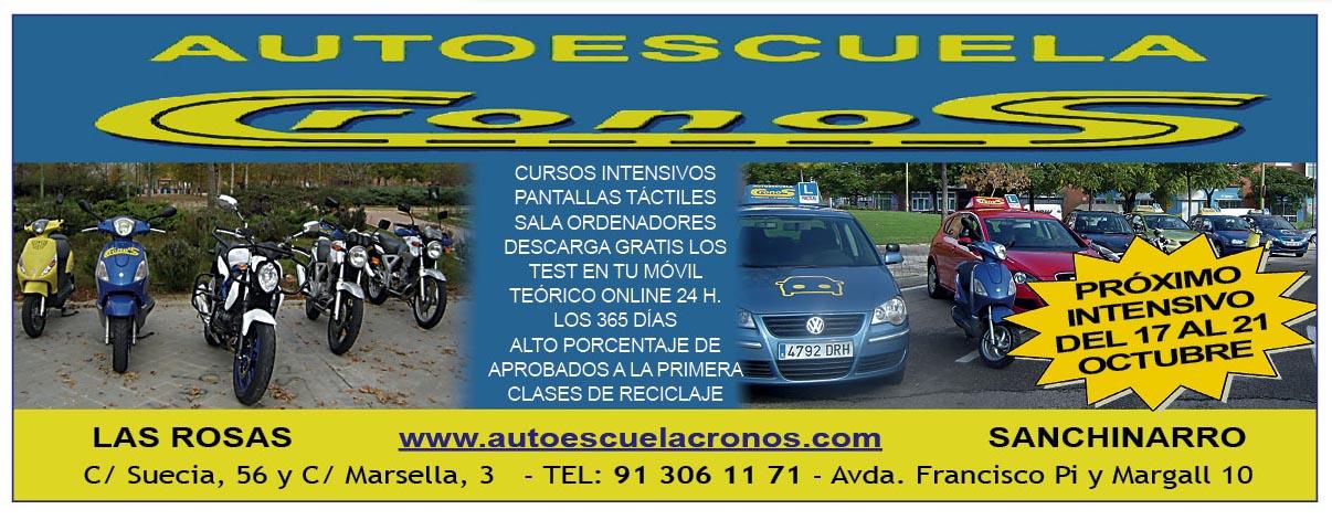 Autoescuela Cronos