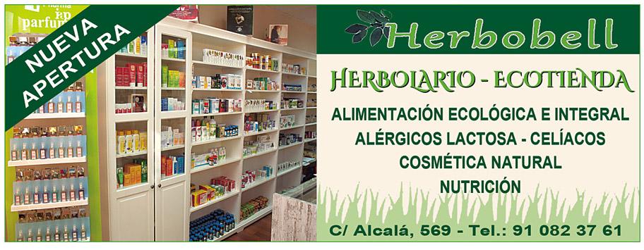 Herbobell Herbolario Ecotienda