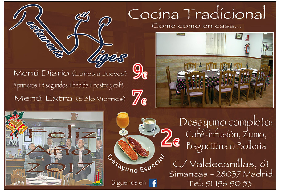 Restaurante Higes