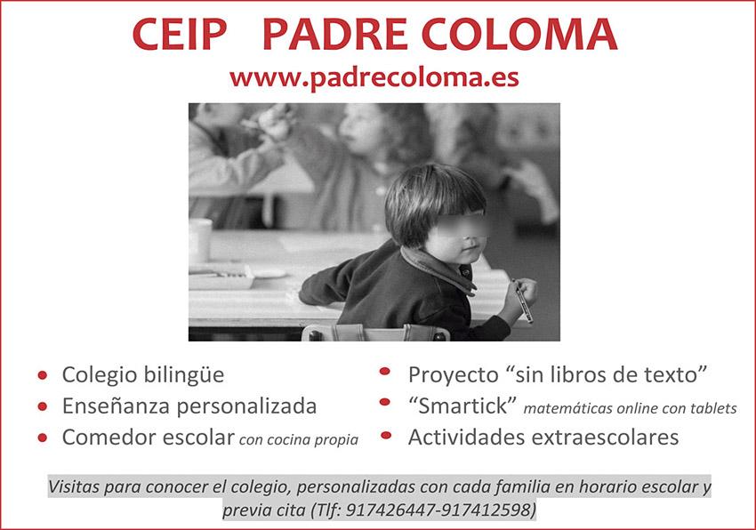 CEIP Padre Coloma