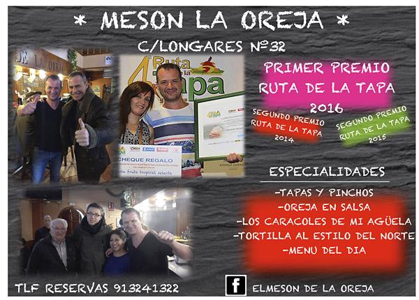 Meson Oreja