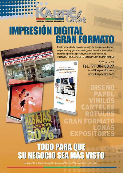 Karpe Color - Impresión Digital Gran Formato