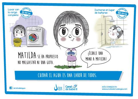 Cuidar el Agua es la labor de todos