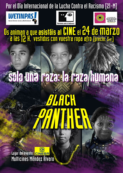 Wetinpas - Black Panther