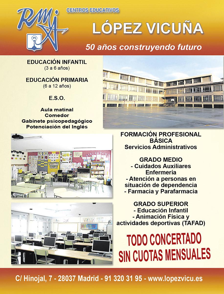 Colegio López Vicuña