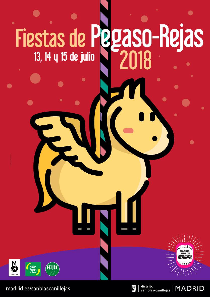Fiestas Pegaso 2018
