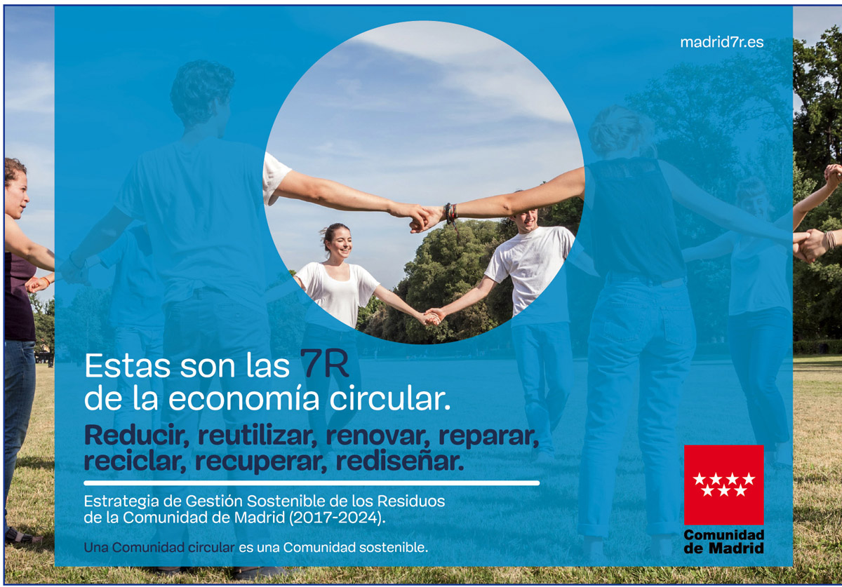 Reciclar Madrid