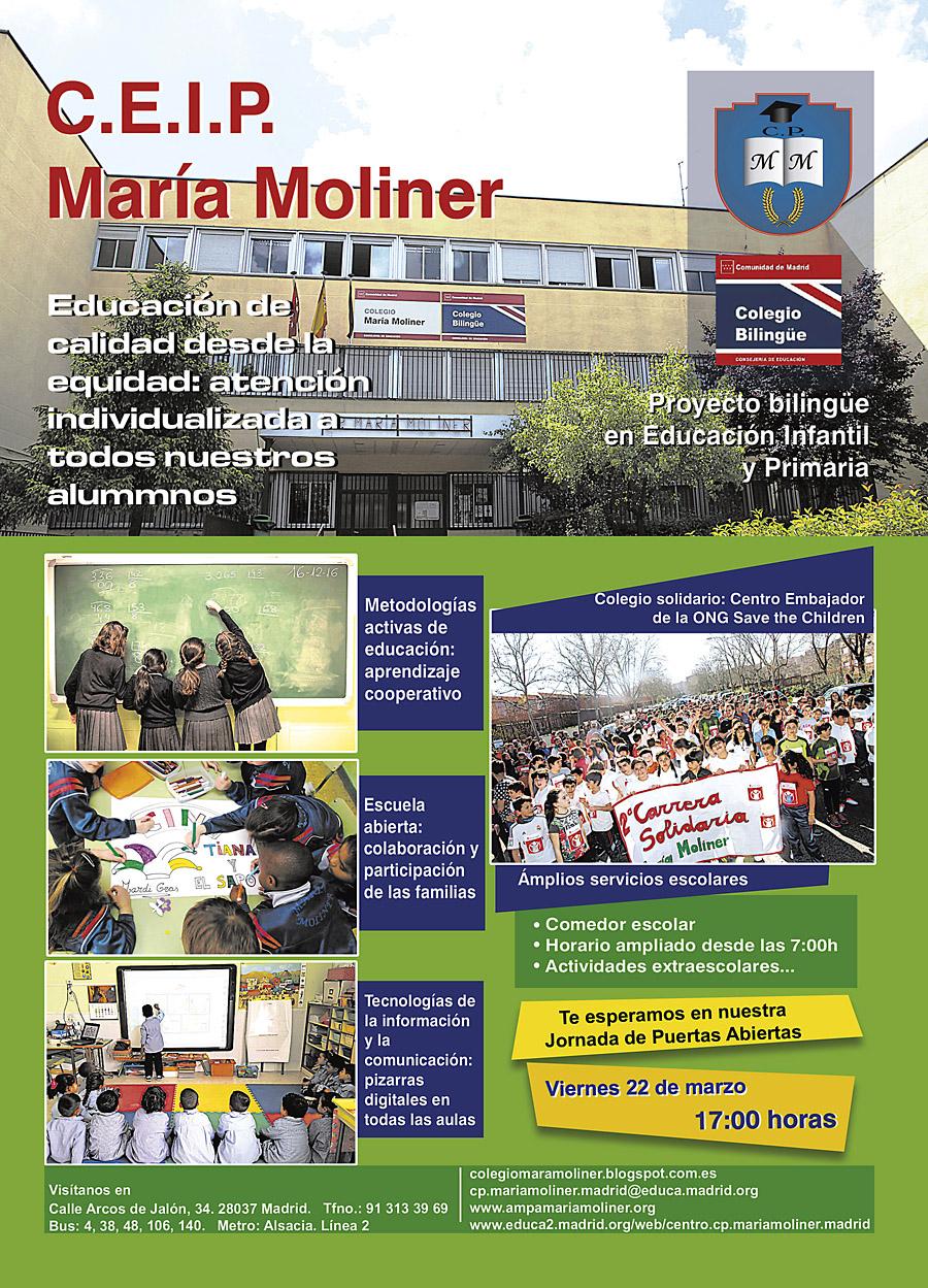 CEIP María Moliner