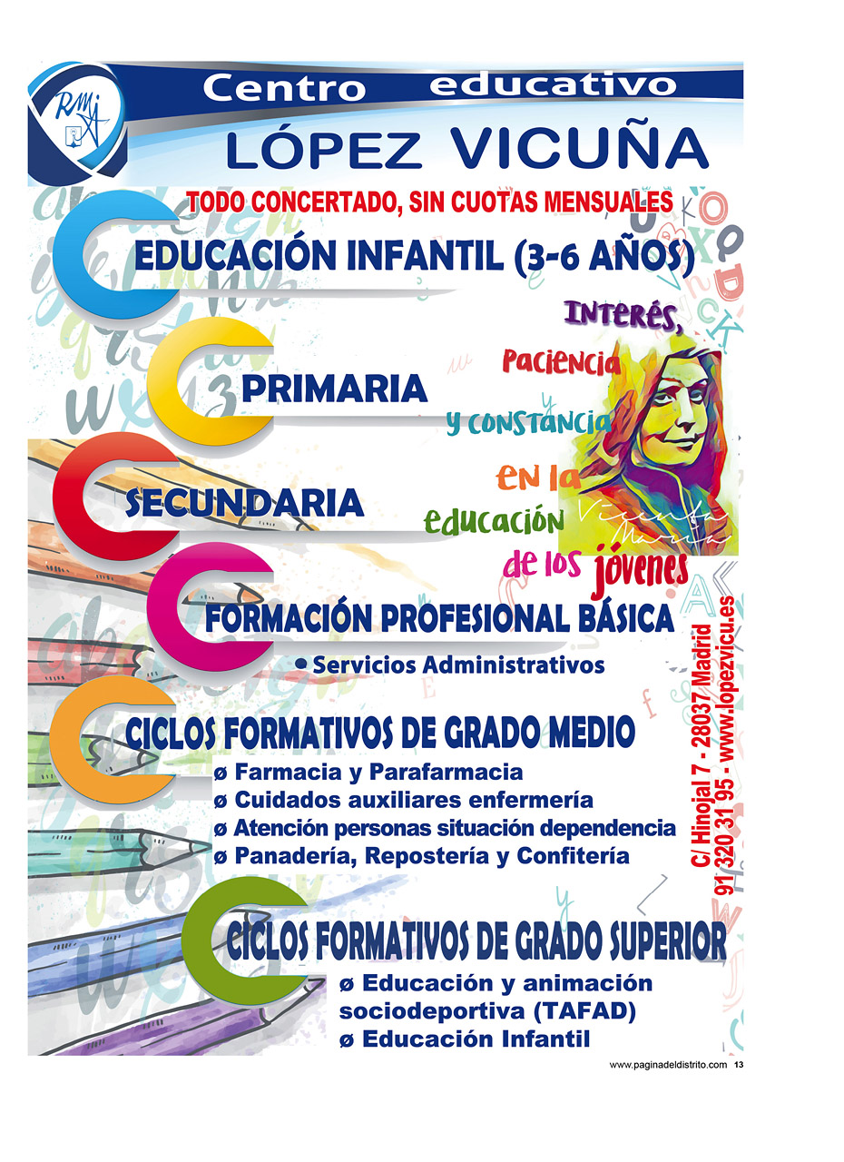Centro Educativo López Vicuña