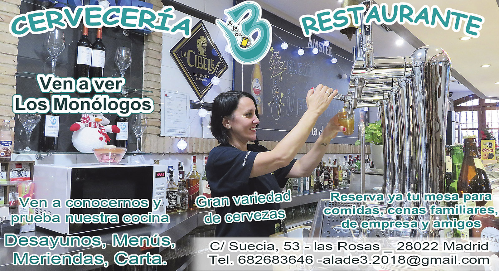 Bar Restaurante Camarero