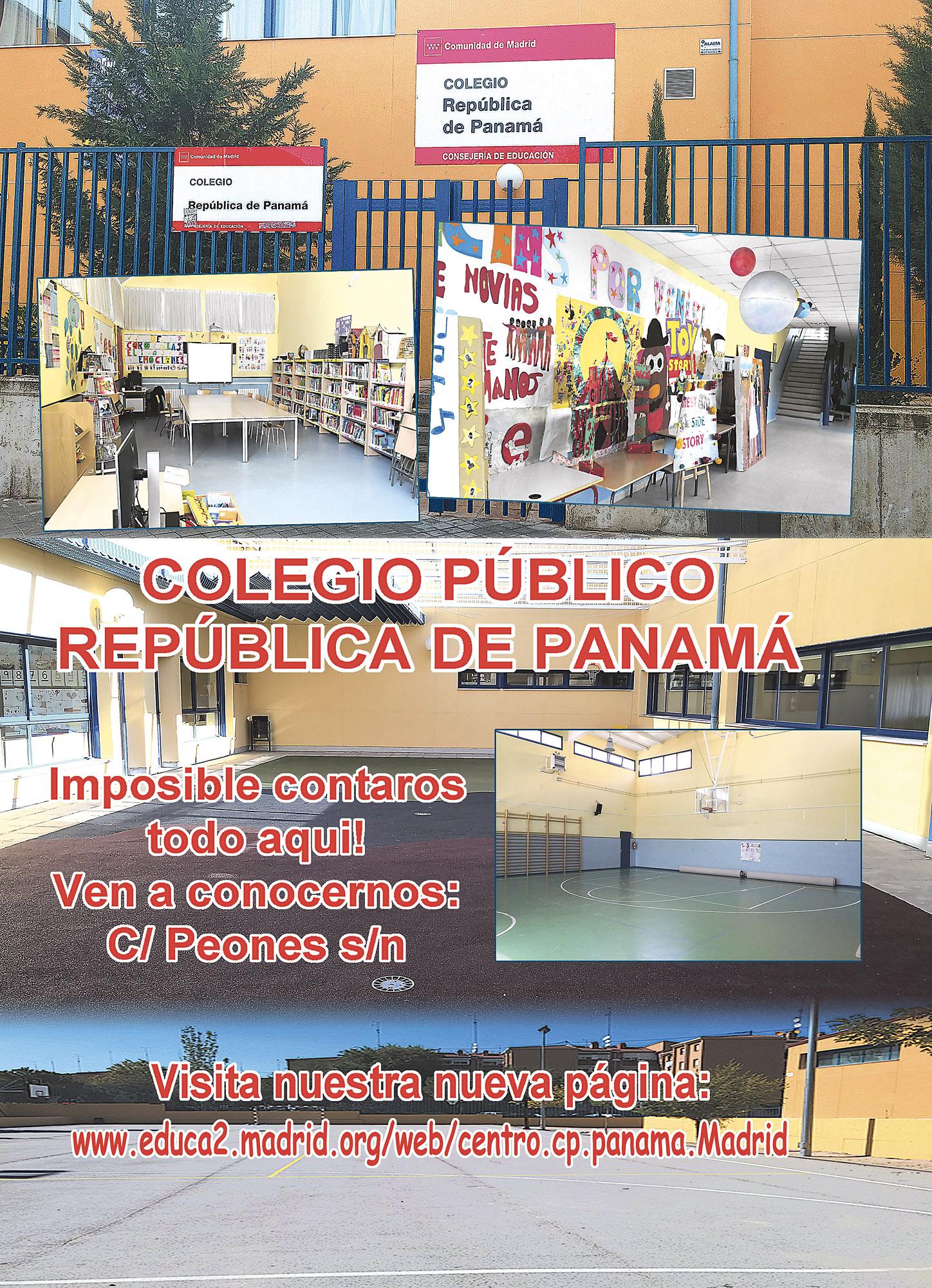Colegio Público República de Panamá