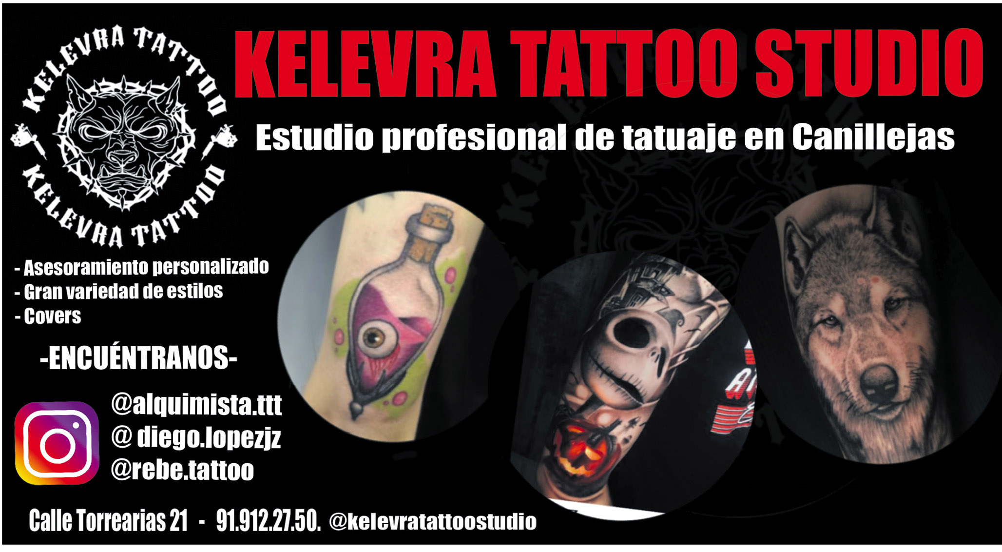 Kelevra Tattoo