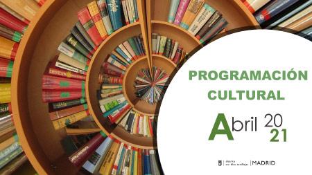 Programación cultural Abril 2021