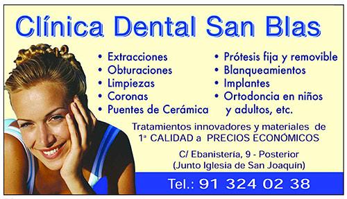 Clínica Dental San Blas